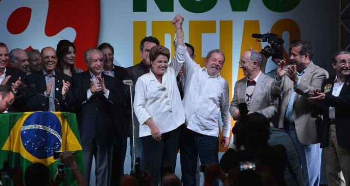 Dilma Rousseff yeniden seçildi