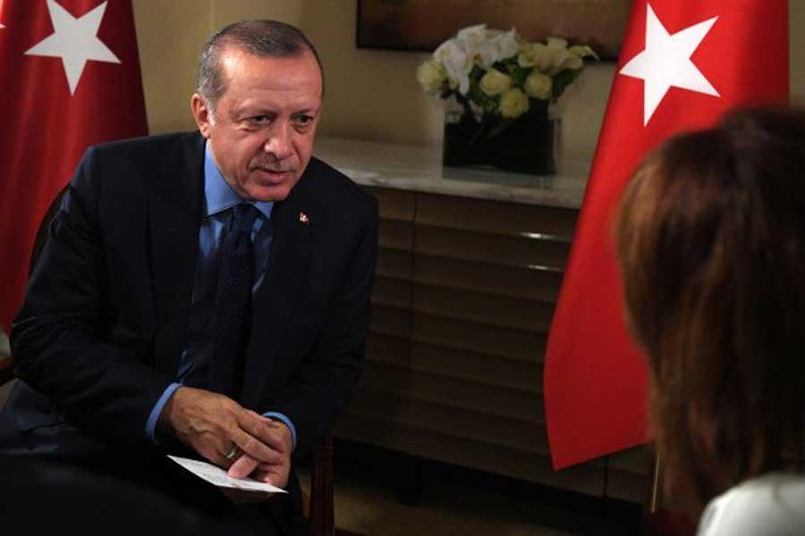 Erdoğan: Umudum Almanya ile ilişkilerin düzelmesi noktasında
