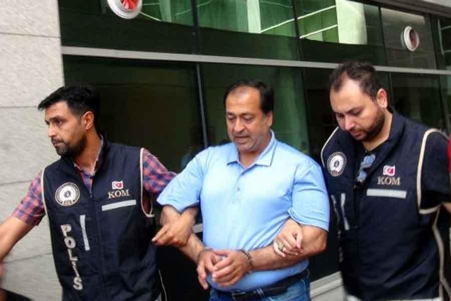 'FETÖ'den tutuklanan eski AKP'li vekil tahliye edildi