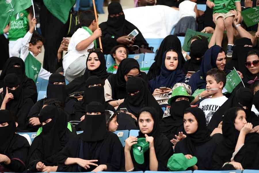 Suudi kadınlar ilk kez stadyumda futbol maçı izleyecek