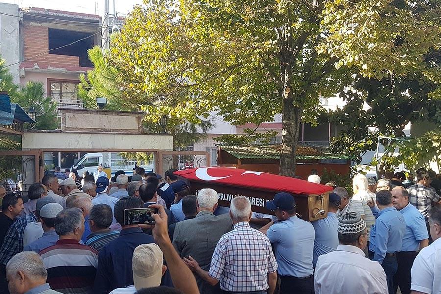 Mustafa Orhan Daut son yolculuğa uğurlandı