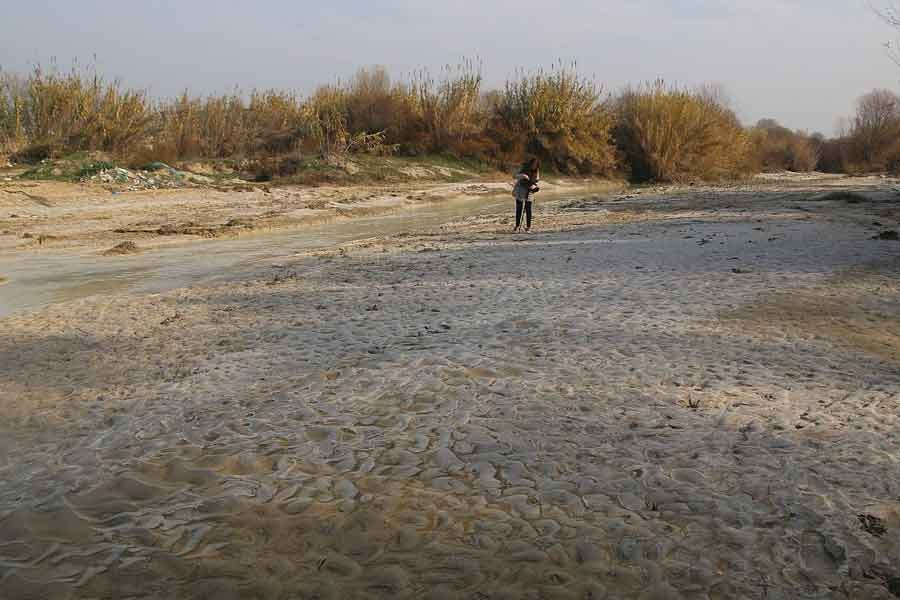 Kirlilik ve susuzluk Büyük Menderes nehrini öldürüyor!