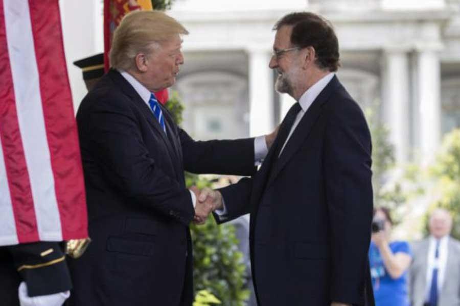 Trump, Katalonya referandumuna karşı olduğunu açıkladı