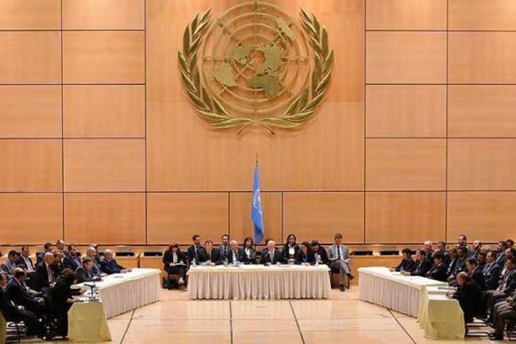 Suriye görüşmelerinde 8'inci tur hazırlığı