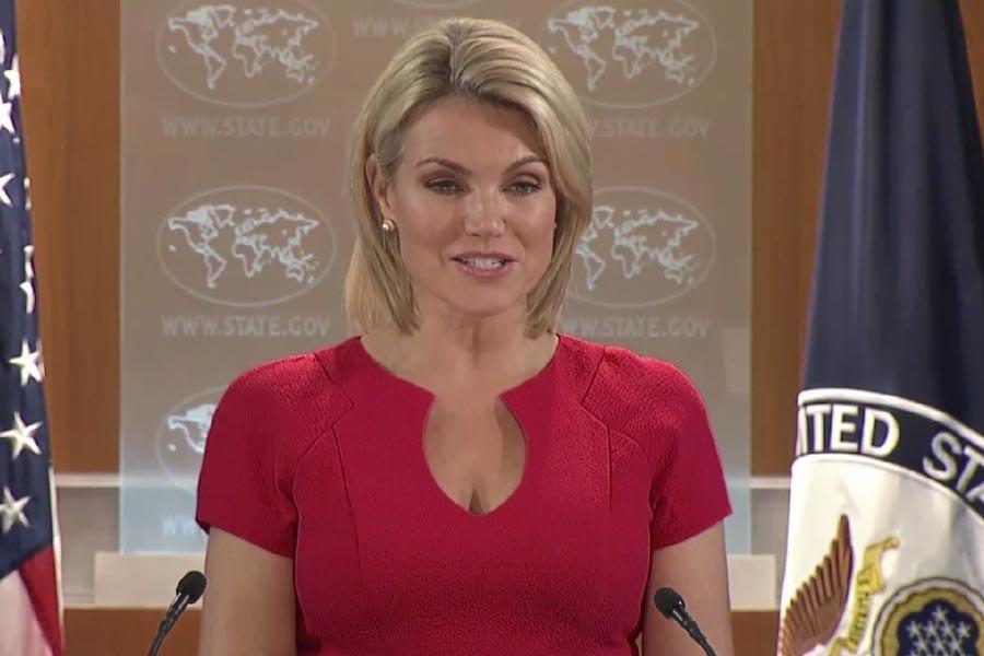Nauert: Rusya, Türkiye ile ABD'nin arasını bozmaya çalışıyor