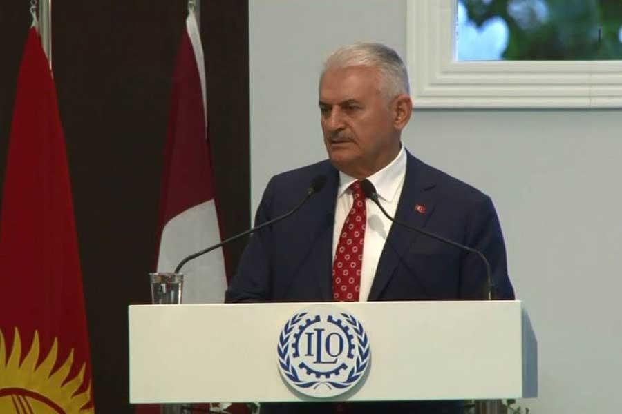 Başbakan Yıldırım: Kuzey Irak yaptıklarını telafi edemez