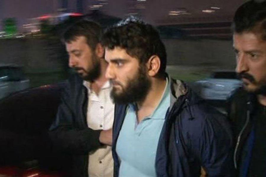 Ataşehir'de yolda yürürken kadına saldıran erkek tutuklandı