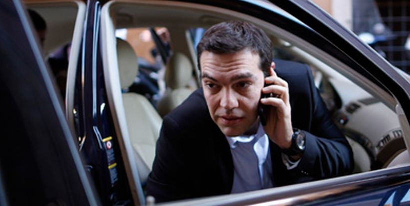 SYRIZA, makam araçlarını 'tasarruf' için satıyor