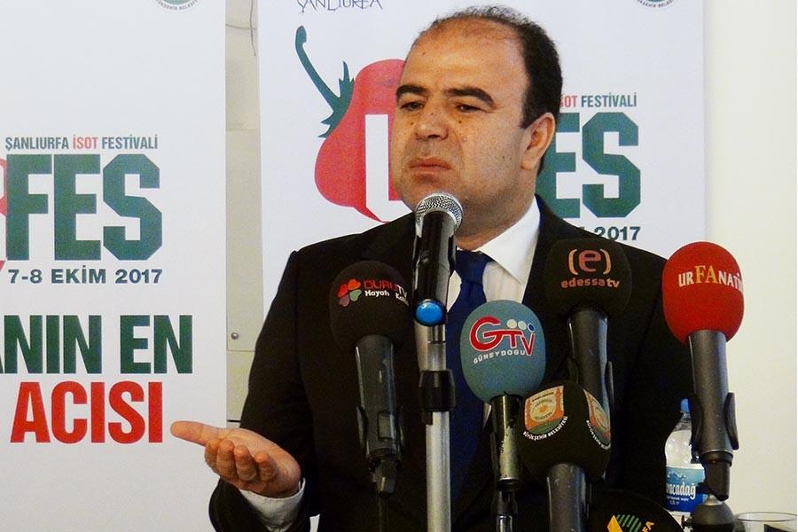 Şanlıurfa Büyükşehir Belediye Başkanı: Bana iftira atıyorlar