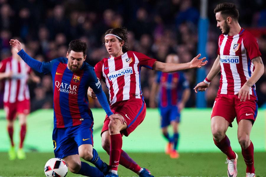 Atletico Madrid, Barcelona taraftarının biletini iptal etti
