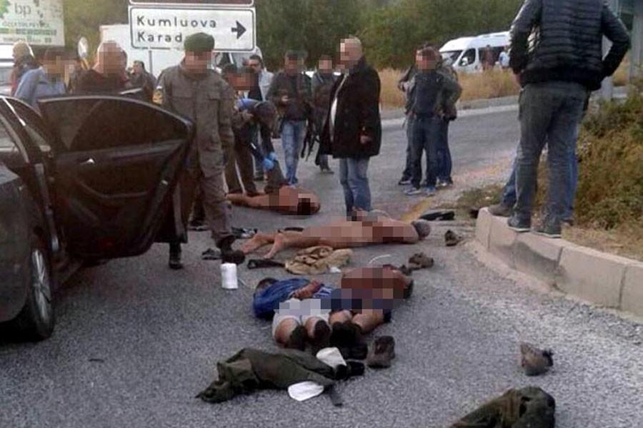 Muğla'daki çıplak arama işkencesinin tespiti için başvuru