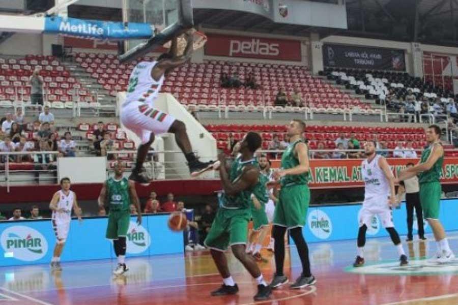 Pınar Karşıyaka'da yabancı basketbolculardan boykot!