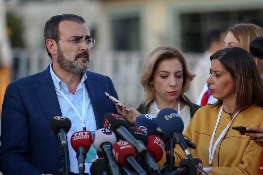 Mahir Ünal: AK Parti ve MHP, ittifak için komisyon kuracak