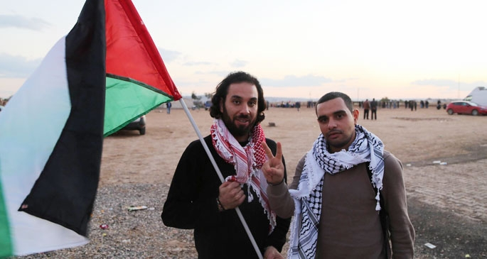 'Kobanê'nin zaferi  Filistin'in de zaferidir'