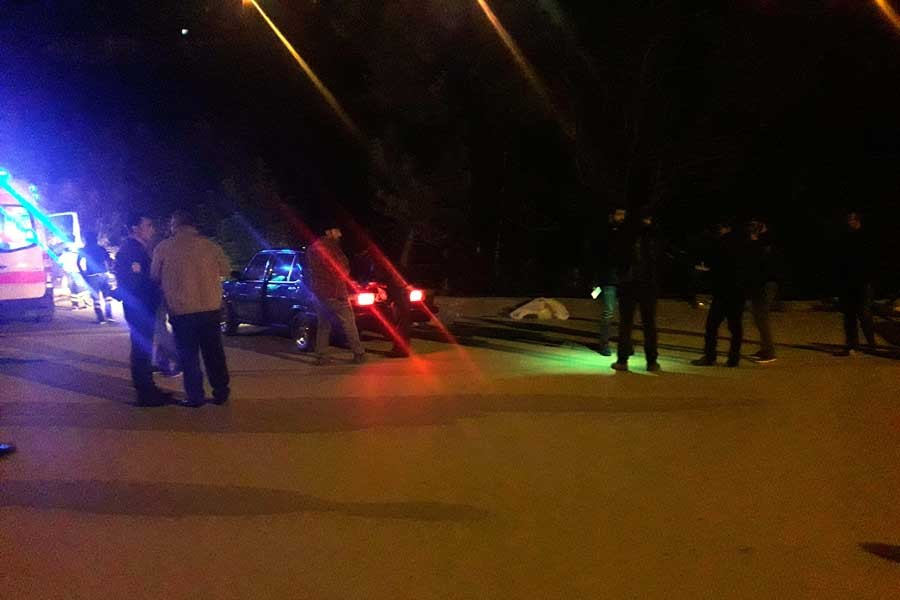 Ankara'da otomobilde silahlı saldırıya uğrayan çift öldü