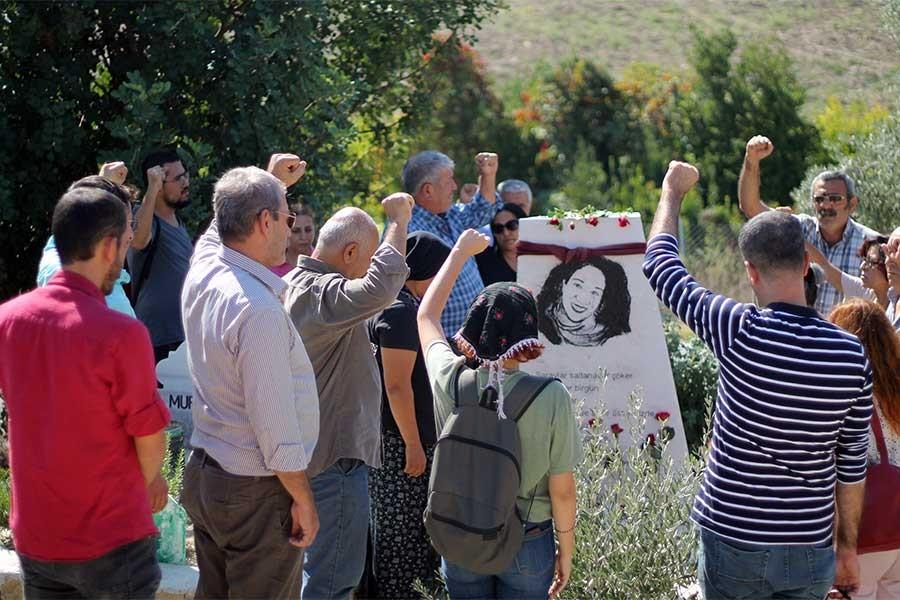 10 Ekim katliamında hayatını kaybedenler anılıyor