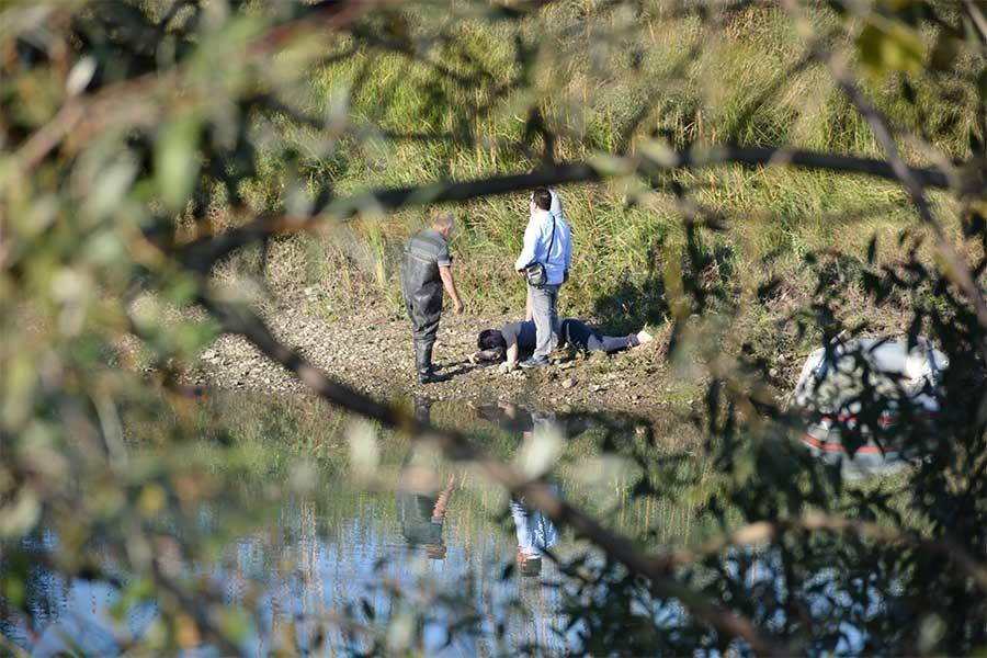Lise öğrencisi Seyfullah Şahin, Kelkit Çayı'nda boğuldu