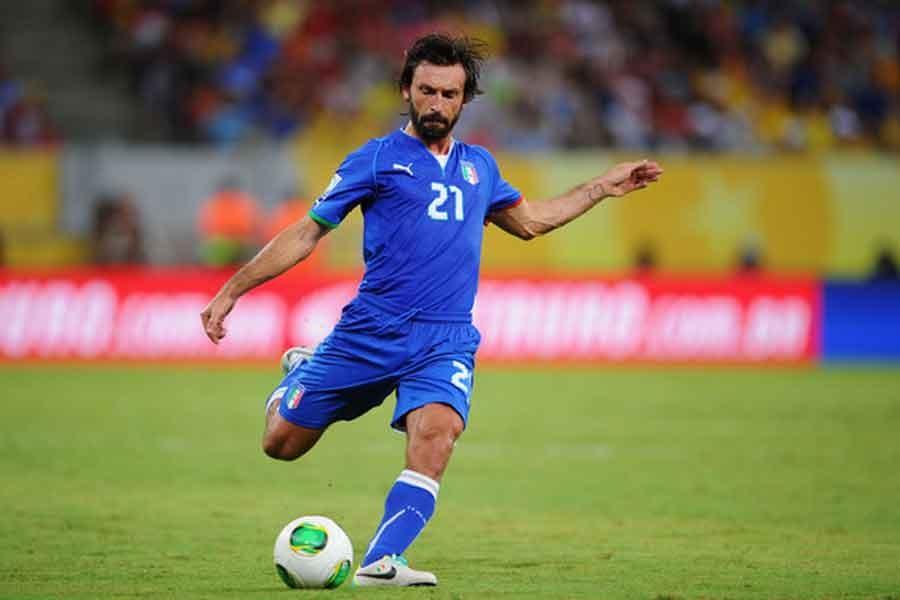 Andrea Pirlo, futbola veda ediyor