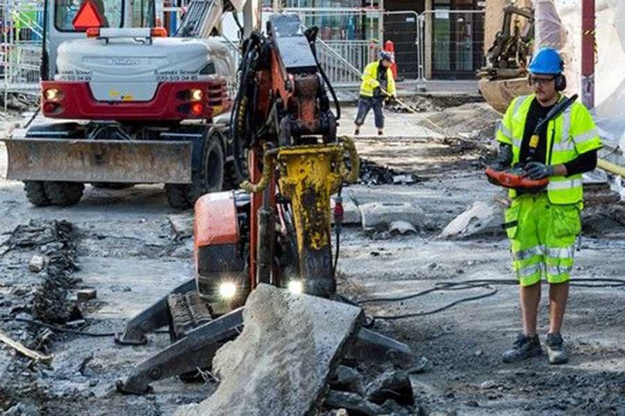 İsveç'te taşeron inşaat işçilerine ücret güvencesi