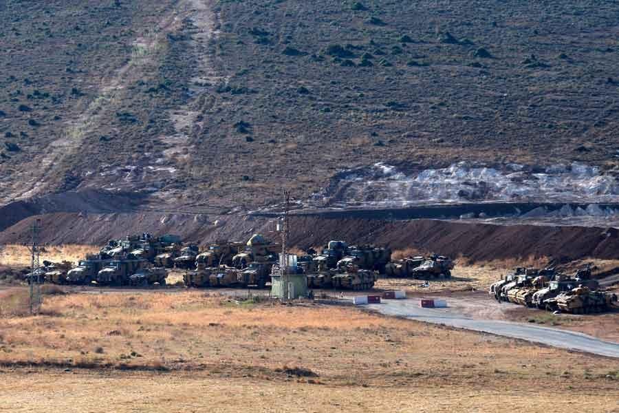 İdlib'de çatışma yaşandı