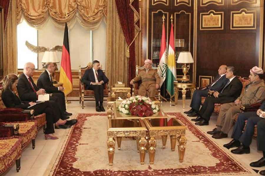 Barzani: Krizi büyütecek bir adım atmayacağız
