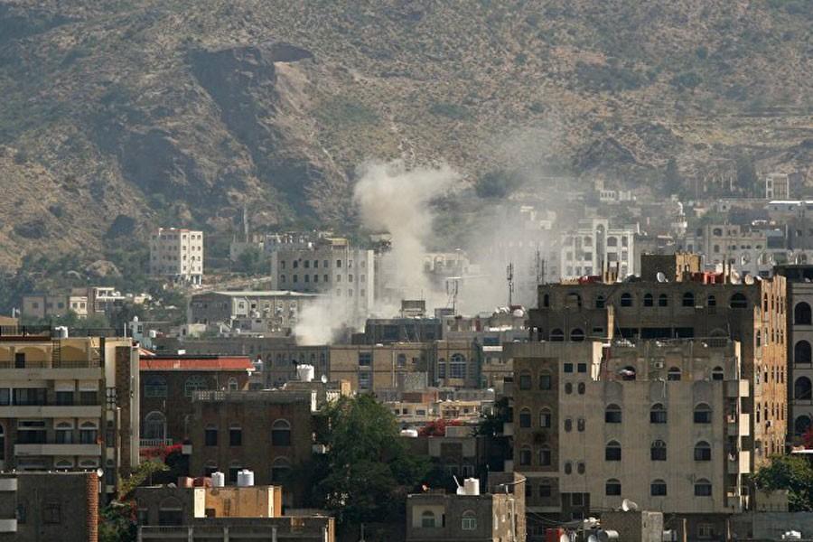 Yemen'den Suudi Arabistan'a füze