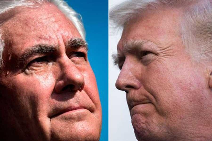 Trump: Dışişleri Bakanı Tillerson IQ testine girsin