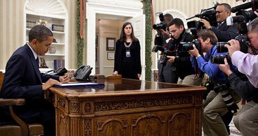 Obama, 4 trilyonluk bütçeyi Kongre'ye sundu