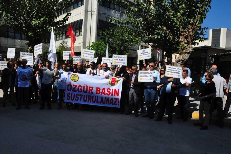 TRT'de AKP karşıtı paylaşımları neden beğendin soruşturması