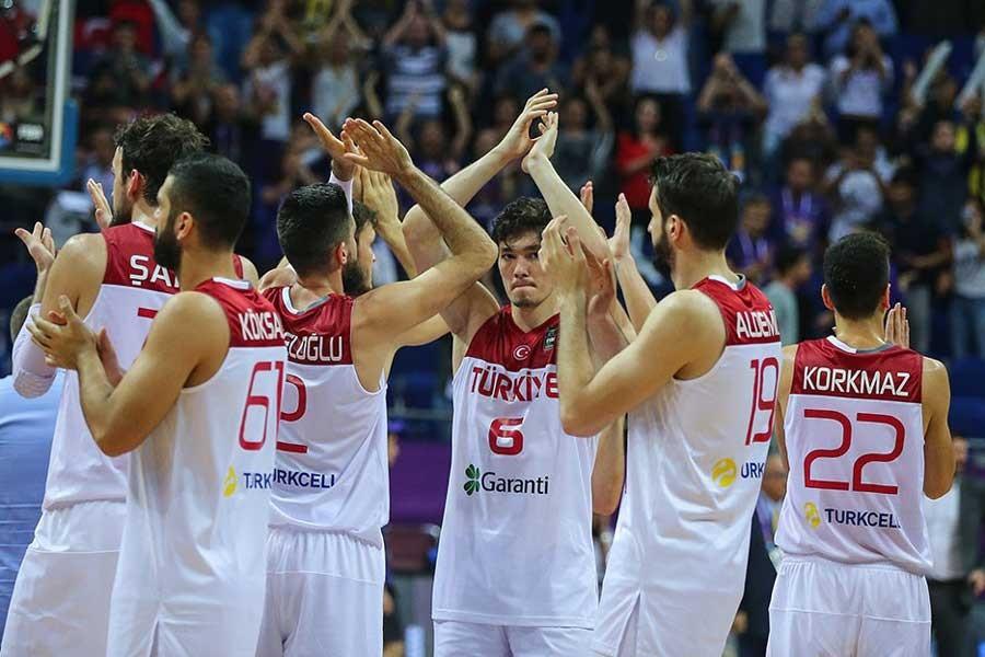 A Milli Erkek Basketbol Takımı Dünya Kupası'nda ilk yenilgisini aldı
