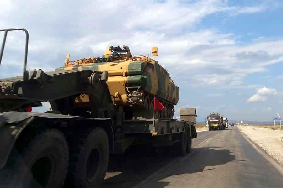 İdlib operasyonunda hedef Afrin ve Menbic