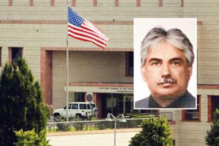 ABD konsolosluğu çalışanı Metin Topuz, avukatlarıyla görüştü