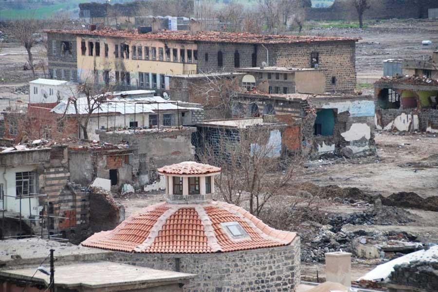 Sur'da yıkım gündemi: Süreç gizli saklı yürütülüyor