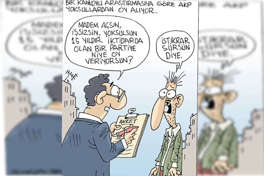 İŞÇİLERİN AKP'YE OY VERME GEREKÇELERİ
