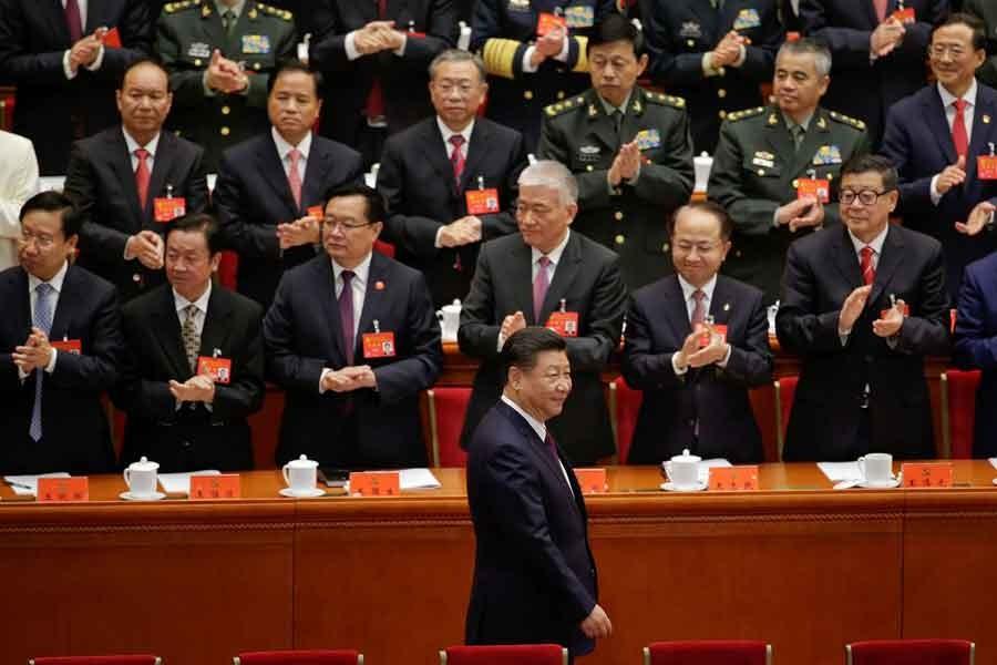Çin Komünist Partisi 19. Ulusal Kongresi toplandı