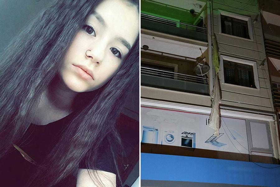 Odaya kapatılan kız çocuğu pencereden düşerek öldü