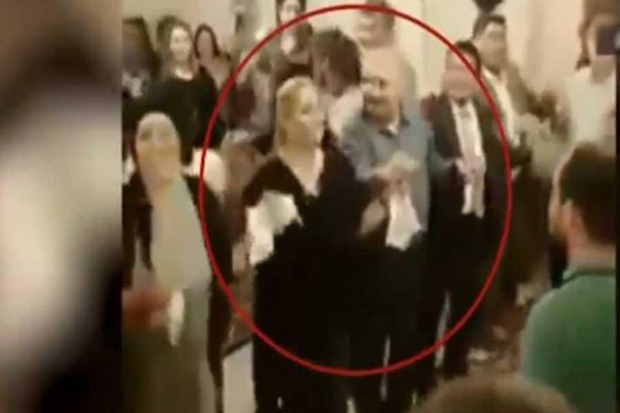 'KADINLA TOKALAŞMAK KORKUNÇTUR' DEMİŞTİ