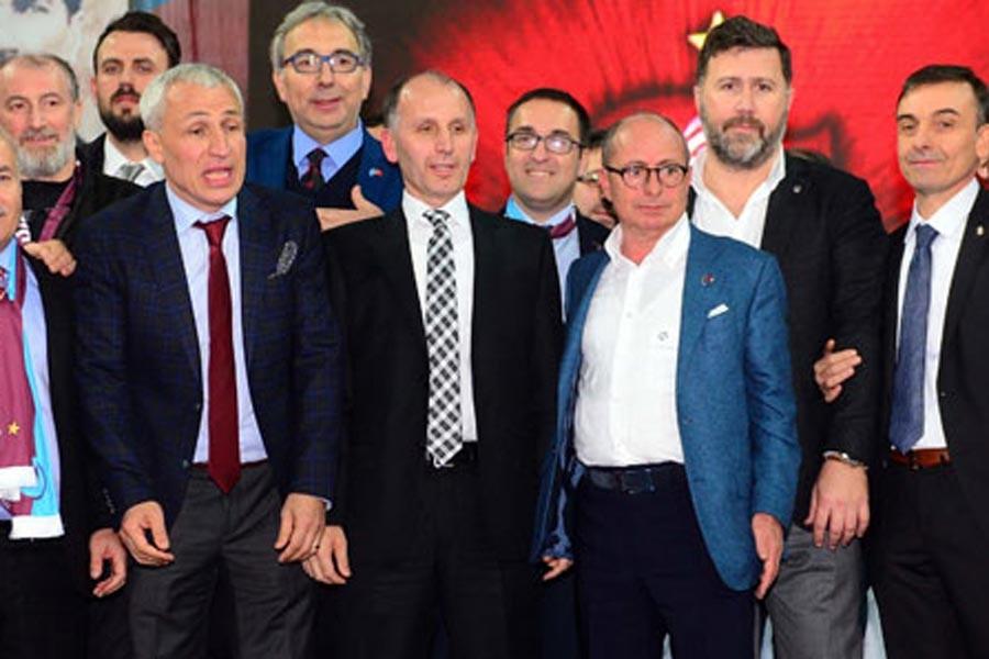 Trabzonspor'da 6 yönetici istifa etti