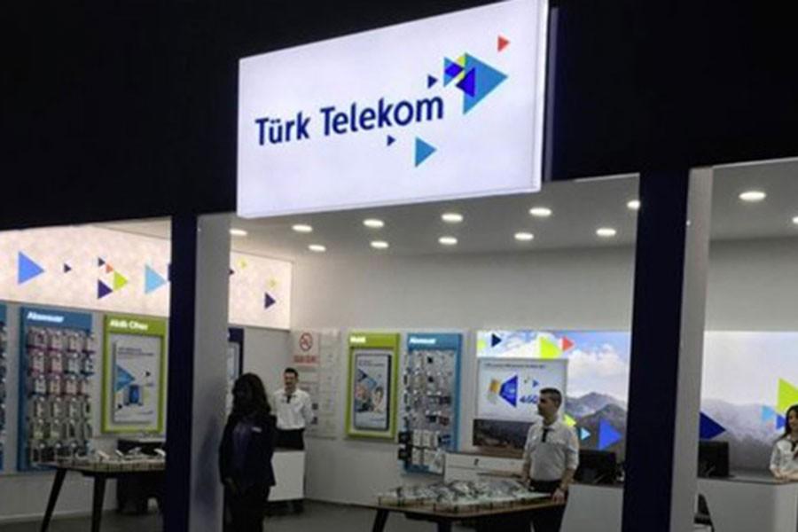Türk Telekom'un zararını kapatma makyajı