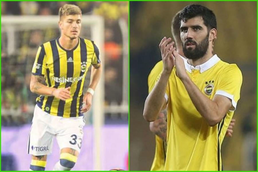 Fenerbahçe'nin stoperdeki yeni ikilisi: Neustadter-Neto