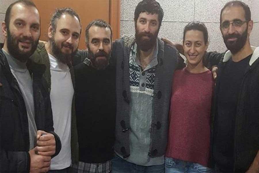 Gazeteci Çelik'e tahliye, Öğreten ve Kanaat bırakılmadı