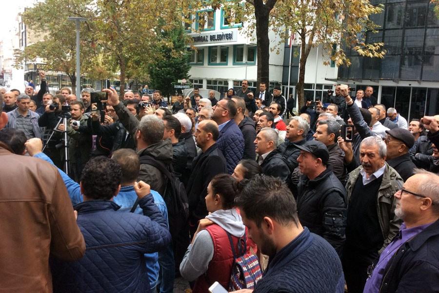 Cam işçileri: Gücümüz oranında patrona geri adım attırdık