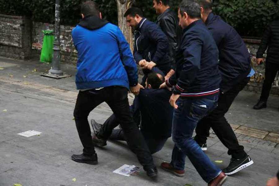 Yüksel'de 351'inci gün: 3 kişi gözaltına alındı