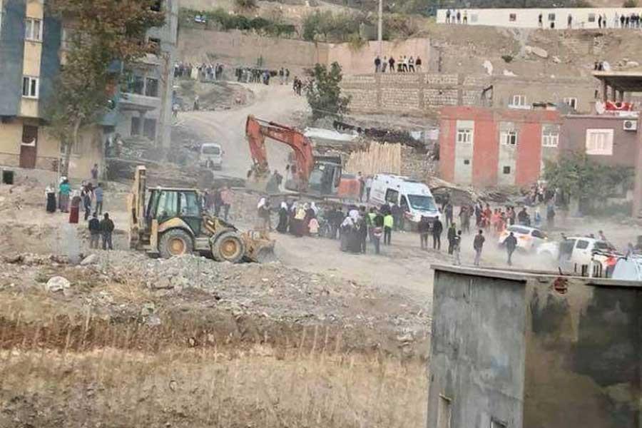 Şırnak'ta patlama: 2 yaralı