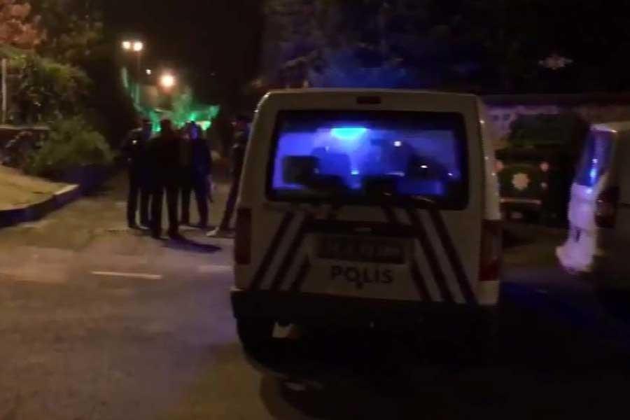 Beykoz'da silahlı kavga;1 ölü,3 yaralı