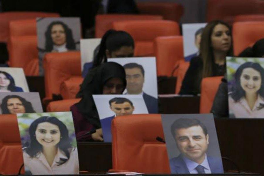 Türkiye AİHM'e HDP'li vekillere ilişkin savunma gönderdi