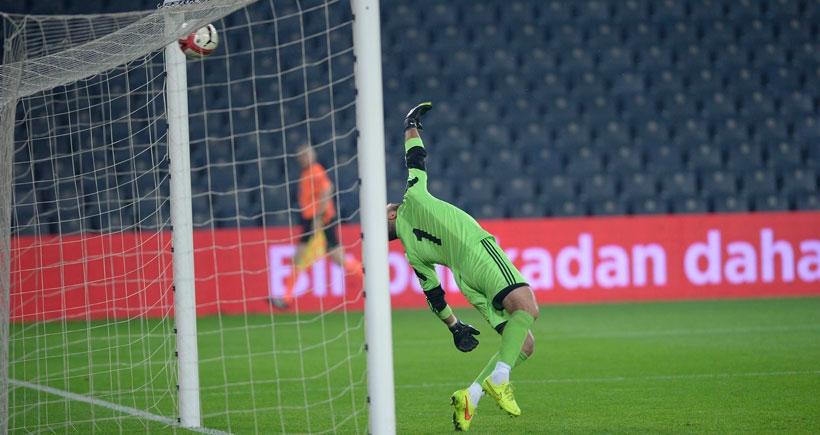 Fenerbahçe: 5 - Bayburt Grup Özel İdare: 0