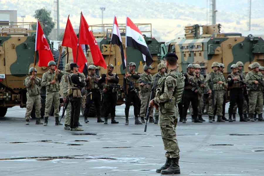 Türkiye-Irak sınır kapısı Bağdat yönetimine devredildi