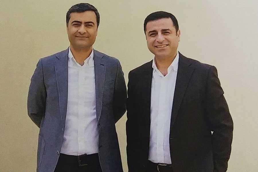 HDP Milletvekili Zeydan'a verilen 8 yıllık ceza bozuldu