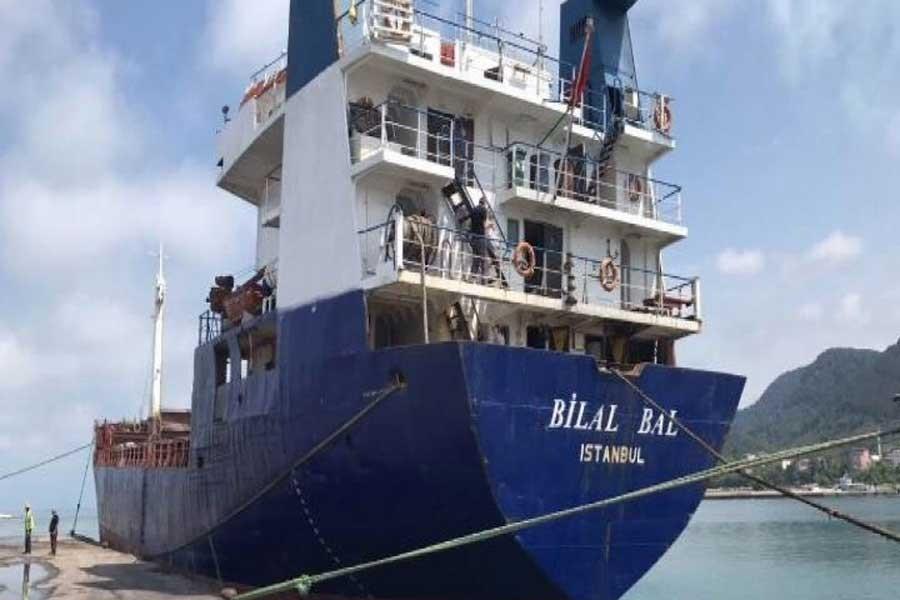 Şile'de batan gemiden 7 mürettebatın cesedine ulaşıldı